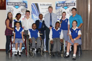 Martie Du Plessis FSSAPD Team2015