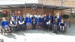 Martie Du Plessis High School